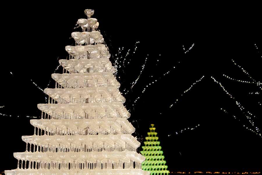 昭和記念公園illumination15