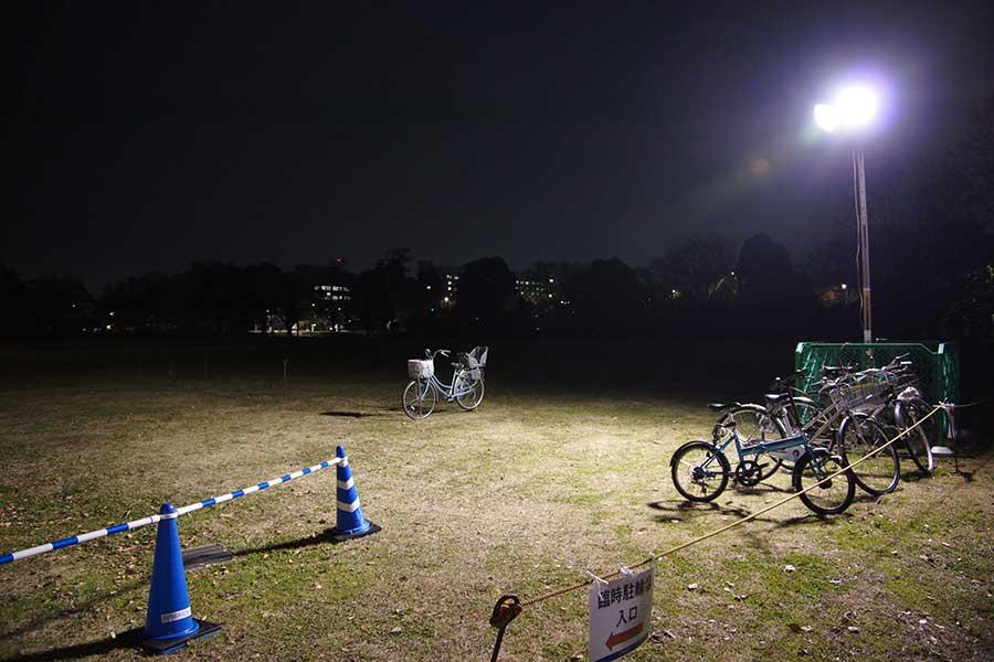 昭和記念公園illumination6