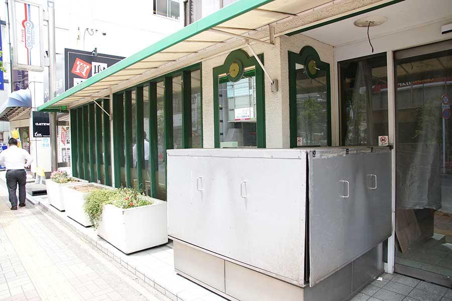 シャノアール閉店3