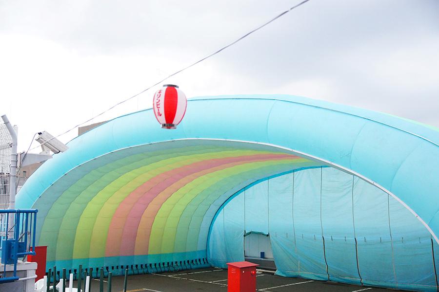 立川天空ビアガーデン2