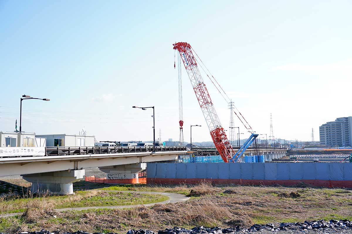日野橋工事