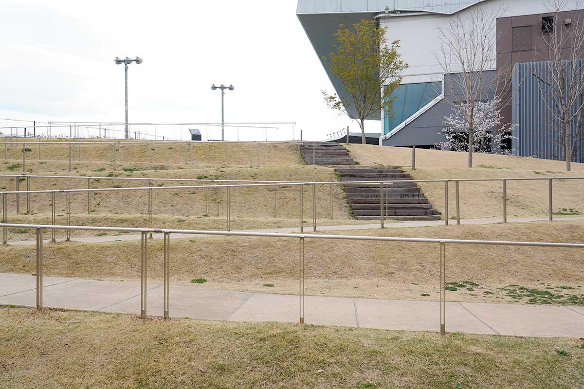 立川競輪場市民の丘