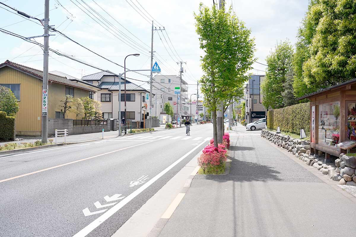 がんこ武蔵野立川屋敷