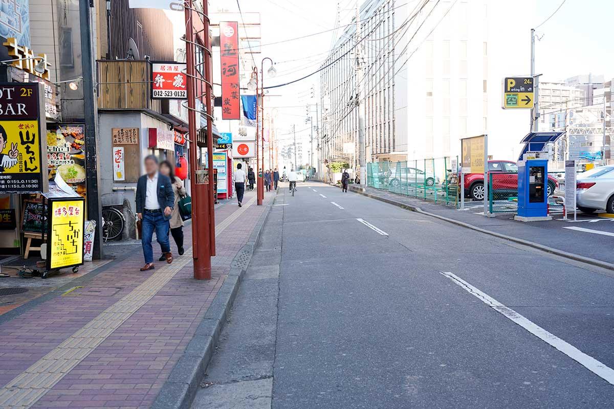 ビーフキッチンスタンド立川北口店オープン