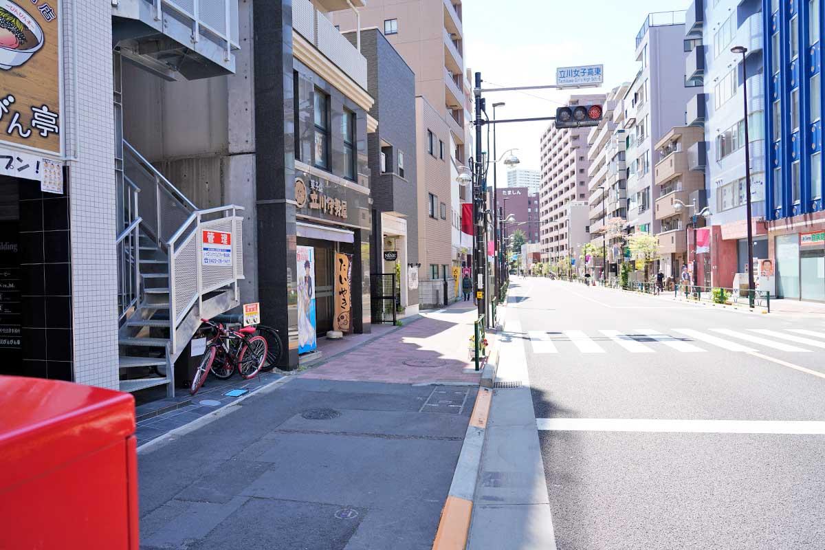 立川びんびん亭開店